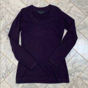 French Connection women's scoop neck sweater